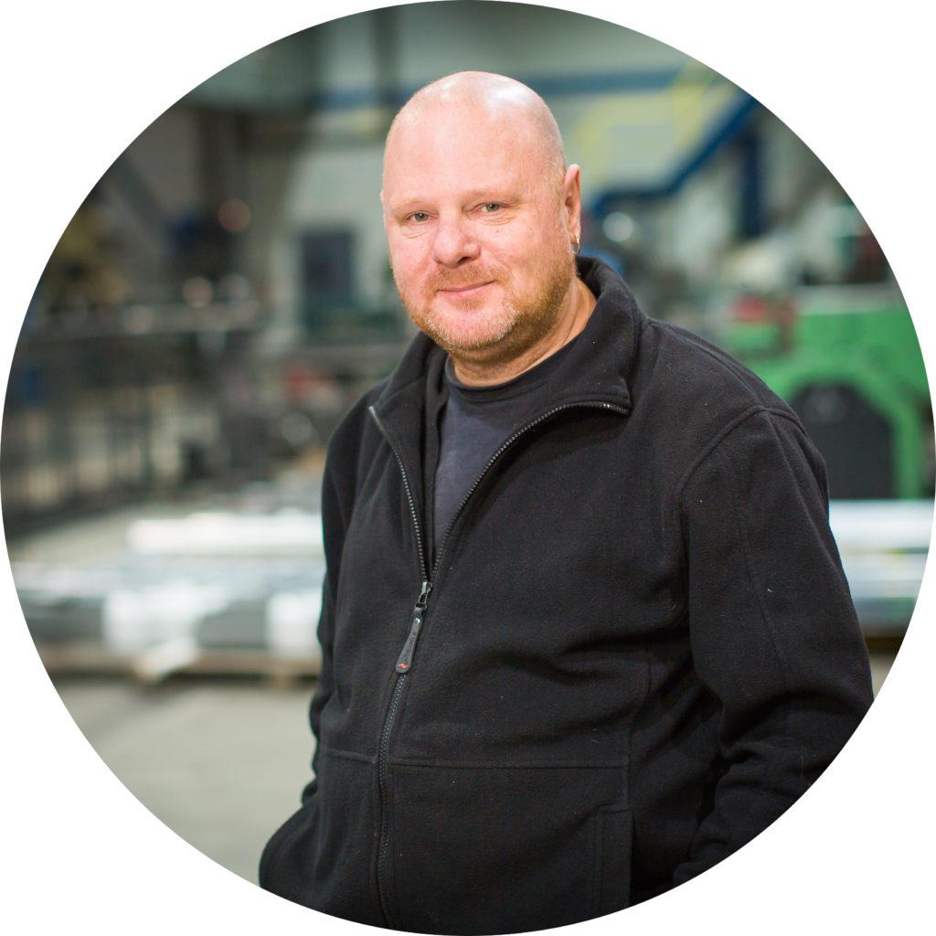 Eric Groen staalconstructiebedrijf den haag