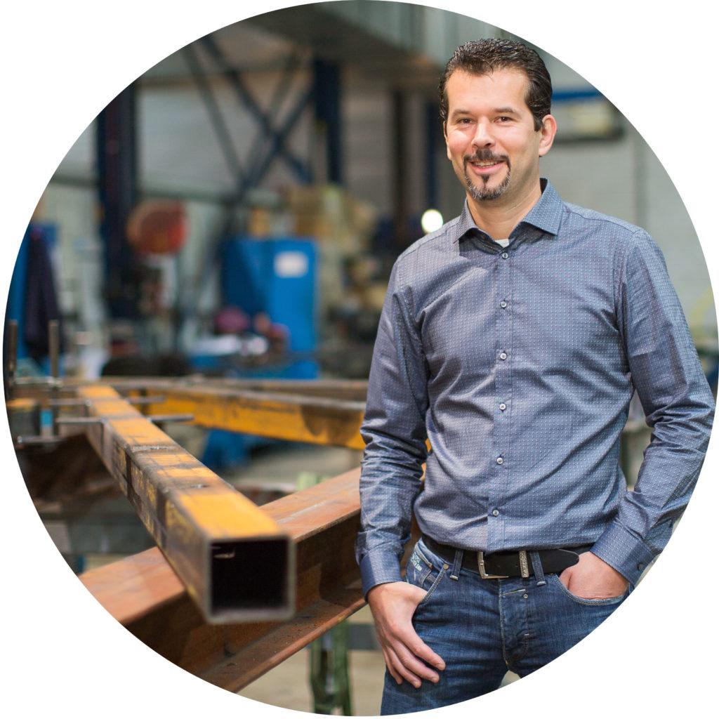 Sander Smeets productie staal den haag