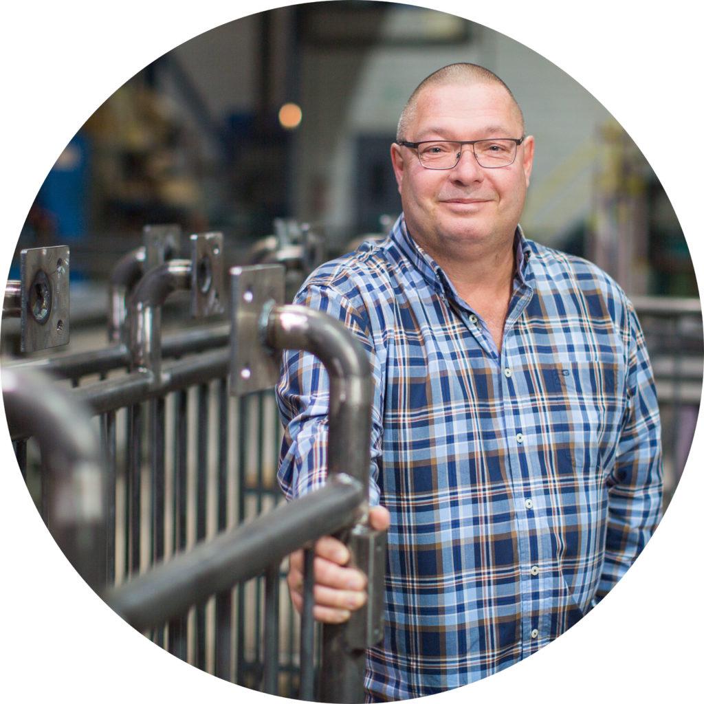 William Looyestein staalconstructiebedrijf den haag